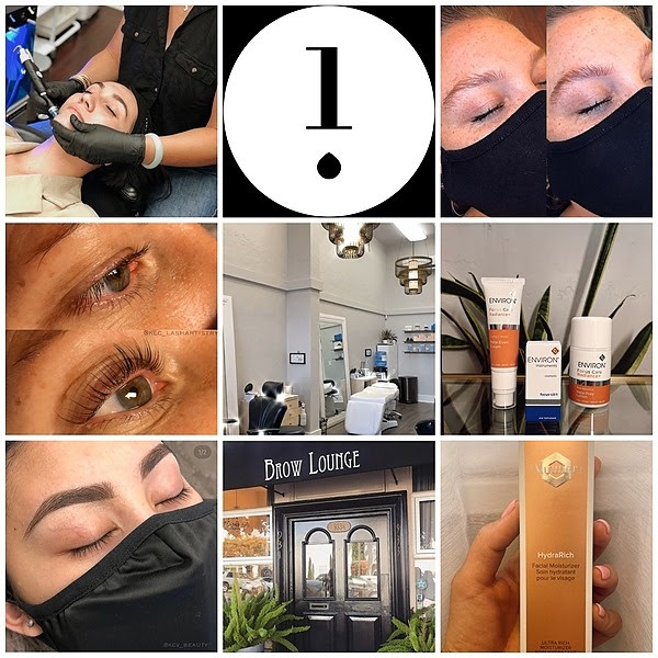 Happy New Year from Brow Lounge